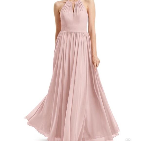 29536bc8b78 Azazie Dresses   Skirts - AZAZIE CHERISH Dusty Rose Pink Bridesmaid Dress